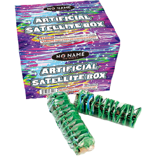 Artificial Satellites | Winged Firework By No Name Fireworks
