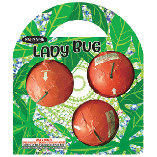 Lady Bugs | Winged Firework By No Name Fireworks