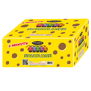 5 Blind Mice | 5 Minute 500 Gram Fountain By No Name Fireworks